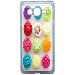 Coque Rigide Cupcakes Samsung Galaxy Grand Prime