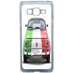 Coque Rigide Fiat 500 Pour Samsung Galaxy Grand Prime