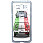 Coque Rigide Fiat 500 Pour Samsung Galaxy Grand Prime