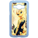 Coque Rigide Disney Fée Clochette Tatoo 1 Pour Samsung Galaxy J1