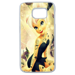 Coque Rigide Disney Fée Clochette Tatoo 1 Pour Samsung Galaxy S7 Edge