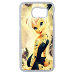 Coque Rigide Disney Fée Clochette Tatoo 1 Samsung Galaxy S6