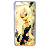 Coque Rigide Disney Fée Clochette Tatoo 1 Apple Iphone 5c