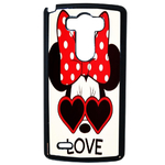 Coque Rigide Disney Minnie Love Pour Lg G4 Stylus