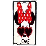 Coque Rigide Disney Minnie Love Samsung Galaxy Note 3