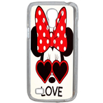 Coque Rigide Disney Minnie Love Samsung Galaxy S4 Mini
