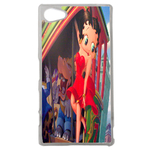 Coque Rigide Betty Boop Pour Sony Xperia Z5 Compact