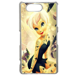 Coque Rigide Disney Fée Clochette Tatoo 1 Sony Xperia Z3 Compact