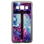 Coque Rigide Croix Galaxie Samsung Galaxy A3