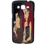 Coque Rigide Ariel Et Eric Couple Disney Samsung Galaxy Grand 2