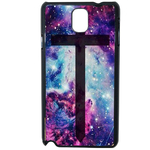 Coque Rigide Croix Galaxie Samsung Galaxy Note 3