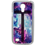 Coque Rigide Croix Galaxie Samsung Galaxy S4 Mini