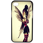 Coque Rigide Disney Fée Clochette 2 Apple Iphone 4 - 4s