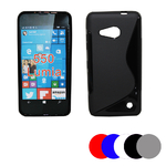 Coque Gel Vague S Pour Microsoft Lumia 550