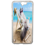 Coque Rigide Humour Chat 2 Pour Htc One A9