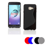 Coque Gel Vague S Pour Samsung Galaxy A3 2016