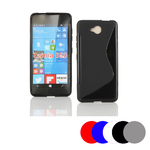 Coque Gel Vague S Pour Microsoft Lumia 650