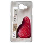 Coque Rigide Coeur Love Samsung Galaxy A5 2017