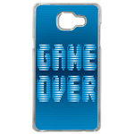 Coque Rigide Geek Game Over 1 Pour Samsung Galaxy A5 2017