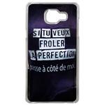 Coque Rigide Pour Samsung Galaxy A3 2017 Motif Citation Femme 1 Humour