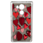 Coque Rigide Coeur Vintage Pour Huawei Ascend Mate 8