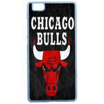 Coque Rigide Chicago Bulls Pour Huawei Ascend P8 Lite