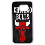 Coque Rigide Chicago Bulls Pour Samsung Galaxy S7 Edge