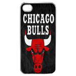 Coque Rigide Chicago Bulls Apple Iphone 4 - 4s