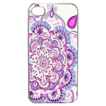 Coque Rigide Pour Apple Iphone 4 - 4s Motif Mandala Rose