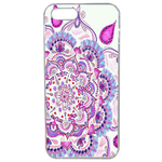 Coque Rigide Pour Apple Iphone 5 - 5s Motif Mandala Rose
