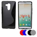 Coque Gel Vague S Pour Huawei Ascend Mate 8