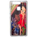 Coque Rigide Betty Boop Pour Huawei Ascend P9