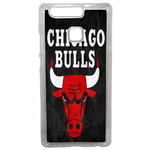 Coque Rigide Chicago Bulls Pour Huawei Ascend P9