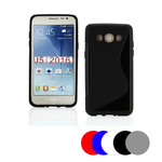 Coque Gel Vague S Pour Samsung Galaxy J5 2016