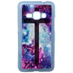 Coque Rigide Croix Galaxie Pour Samsung Galaxy J1 2016