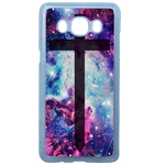 Coque Rigide Croix Galaxie Samsung Galaxy J7 2016