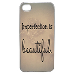 Coque Rigide Beautiful Love Pour Apple Iphone 4 - 4s