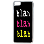 Coque Rigide Pour Apple Iphone 7 Plus Motif Bla Bla Couleur Flash