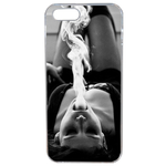 Coque Rigide Femme Sexy Fumeuse Pour Apple Iphone 5 - 5s