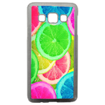 Coque Rigide Citron Flash Coloré Été Samsung Galaxy A3