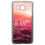 Coque Rigide Be Happy Love Pour Samsung Galaxy A3