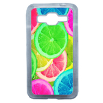 Coque Rigide Citron Flash Coloré Été Pour Samsung Galaxy Core Prime