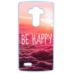 Coque Rigide Be Happy Love Pour Lg G3