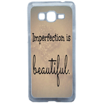 Coque Rigide Beautiful Love Pour Samsung Galaxy Grand Prime