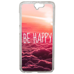 Coque Rigide Be Happy Love Pour Htc One A9