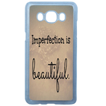 Coque Rigide Beautiful Love Pour Samsung Galaxy J7 2016