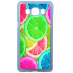 Coque Rigide Citron Flash Coloré Été Samsung Galaxy J7 2016