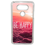 Coque Rigide Be Happy Love Pour Lg G5
