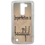 Coque Rigide Beautiful Love Pour Lg K10