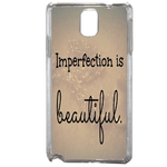 Coque Rigide Beautiful Love Pour Samsung Galaxy Note 3